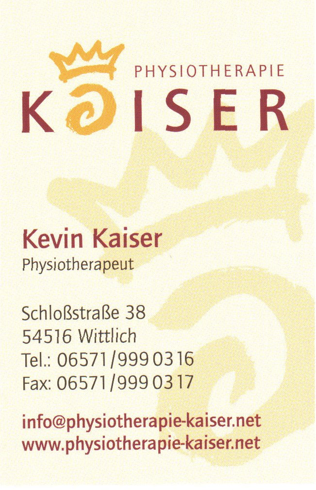 Physiotherapie Kaiser